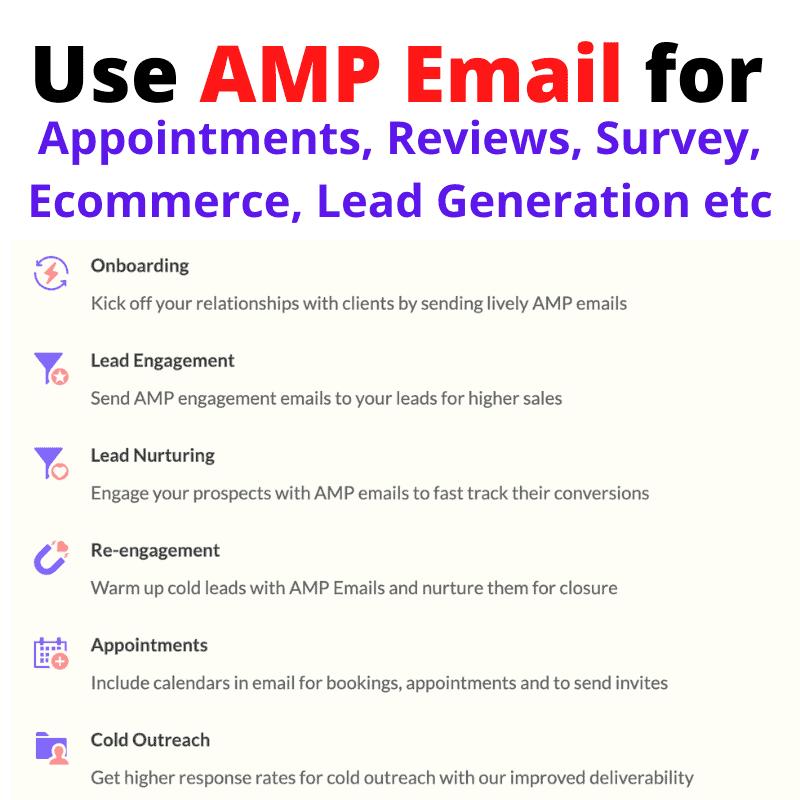 AmP Emails