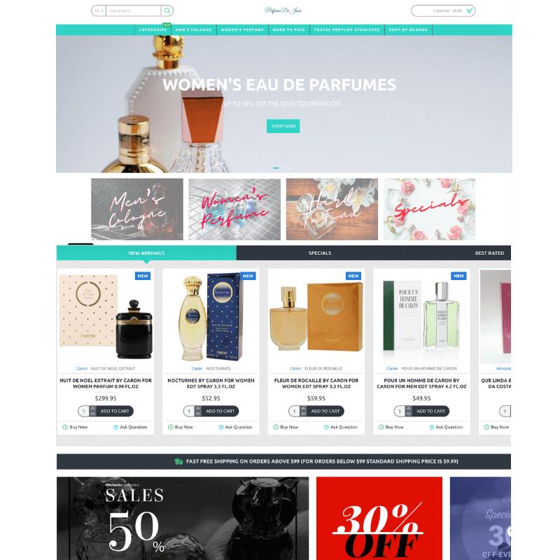 perfumedejour.com